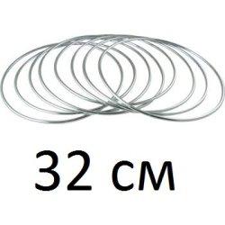 Шесть магических колец (32 см) | 6 Linking Rings