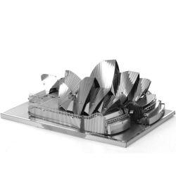 Металлический 3D-пазл Сиднейский оперный театр
