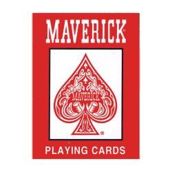 Покерные карты Maverick Standard Index