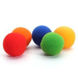 Поролоновый шарик Sponge Ball 60 мм