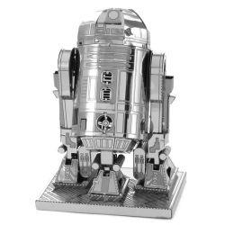 Металлический 3D-пазл Дрон R2-D2