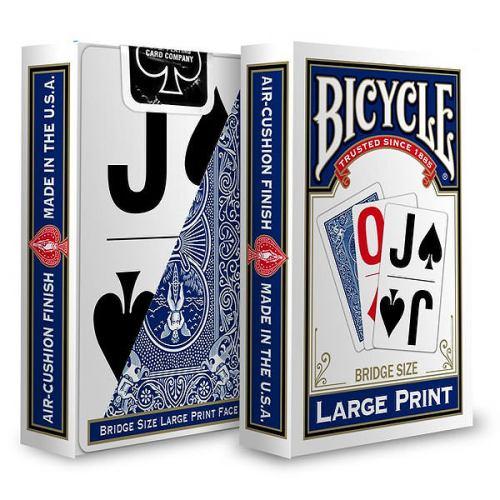 Bicycle Large Print