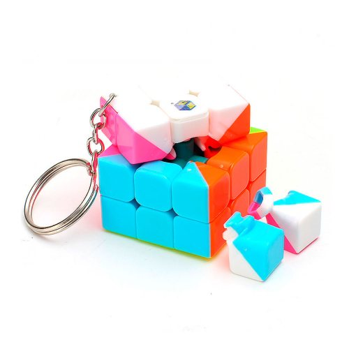 Кубик Рубика 3х3 MoYu Брелок Keychain