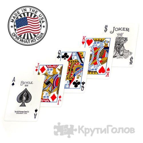 Покерные карты Bicycle Standard