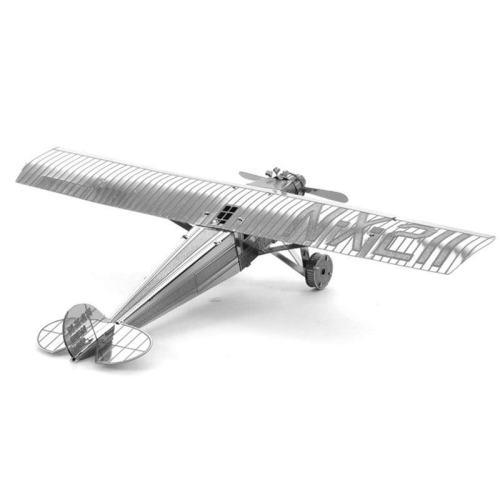 3D пазл металлический Самолет NX211