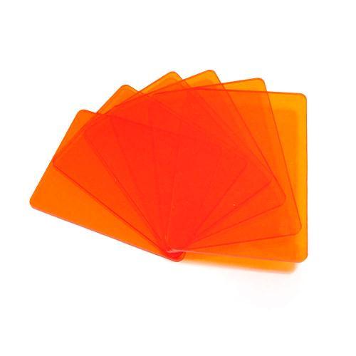 Тренировочная колода Оранжевая