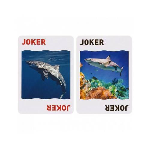 Покерные карты Bicycle Shark