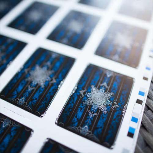 Коллекционные карты Ellusionist Artifice Blue
