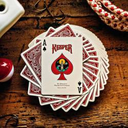 Покерные карты Keeper Masters (Illusionist)