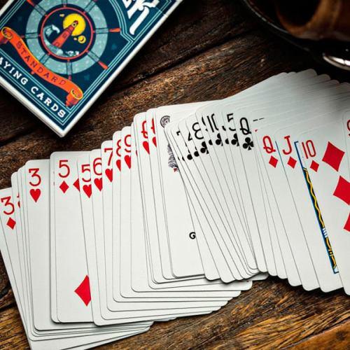 Покерные карты Keeper Masters Illusionist