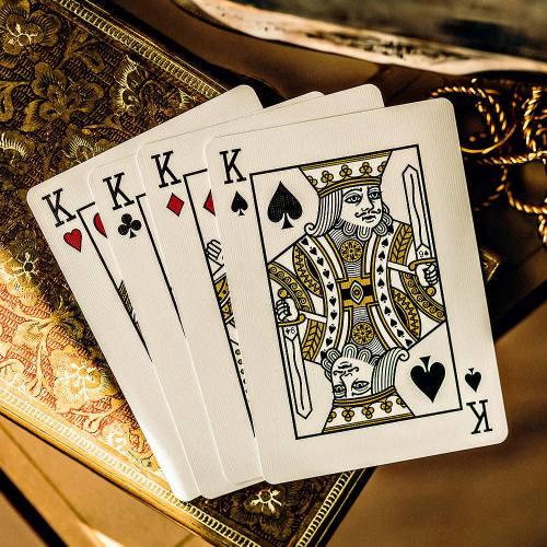 Покерные карты Aurelian (Ellusionist)