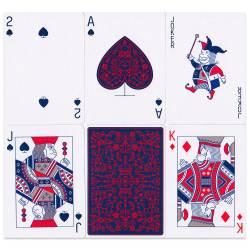 Покерные карты Mailchimp Red (Theory11)