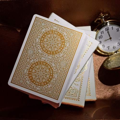 Коллекционные карты Tycoon Ivory Edition