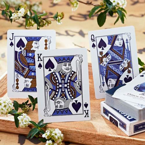 Покерные карты Bicycle Porcelain