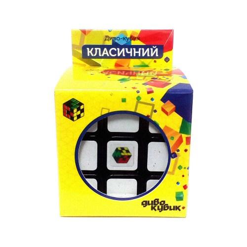 Кубик Рубика 3х3 Дивокубик Класический