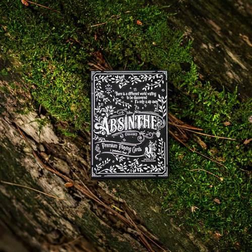 Покерные карты Absinthe Ellusionist