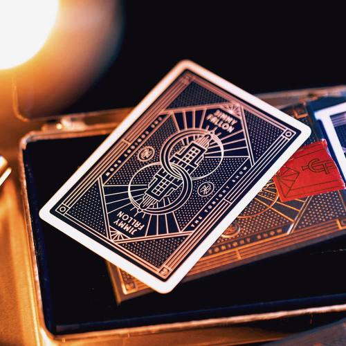 Покерные карты Jimmy Fallon theory11