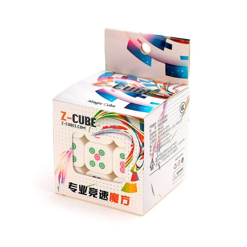 Кубик Рубика 3х3 ZCube MahJong Маджонг