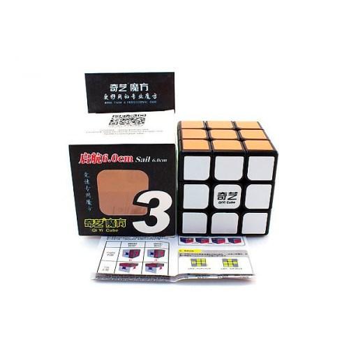 Кубик Рубика 3x3 QiYi Qihang Sail 60 мм