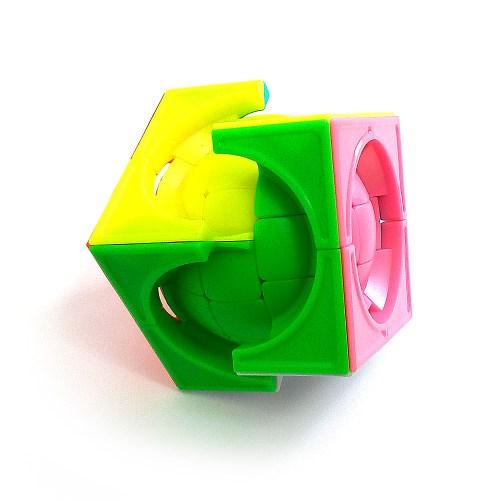 Кубик Рубика 3x3 Lim Deformed Centrosphere