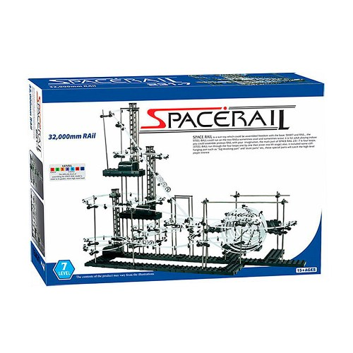 Конструктор SpaceRail уровень 7