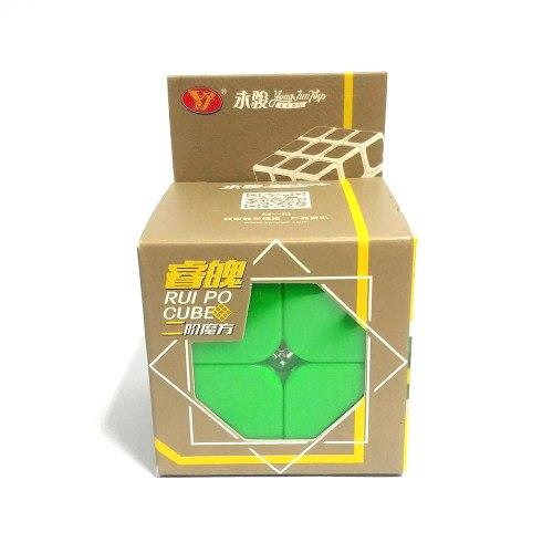 Кубик Рубика 2×2 MoYu RuiPo Цветной