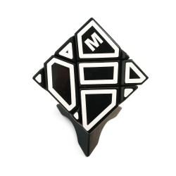 Головоломка 3x3 Ninja Ghost Cube Черный