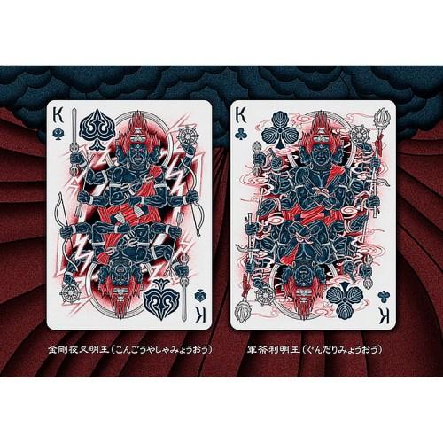 Покерные карты Bicycle Sumi