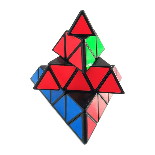 Пирамидка 4x4 QiYi MoFangGe Master Pyraminx
