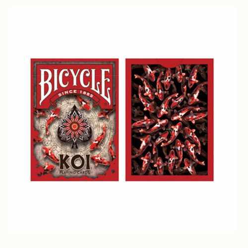 Покерные карты Bicycle Koi