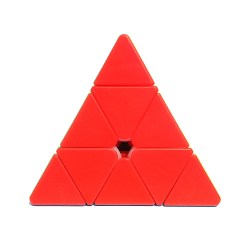 Пирамидка 3x3 Z-Cube Матовая Цветная