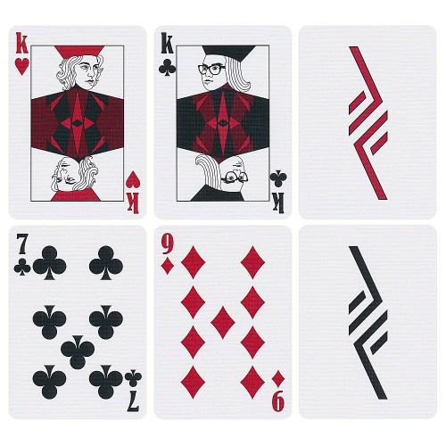 Покерные карты Fades FDeS