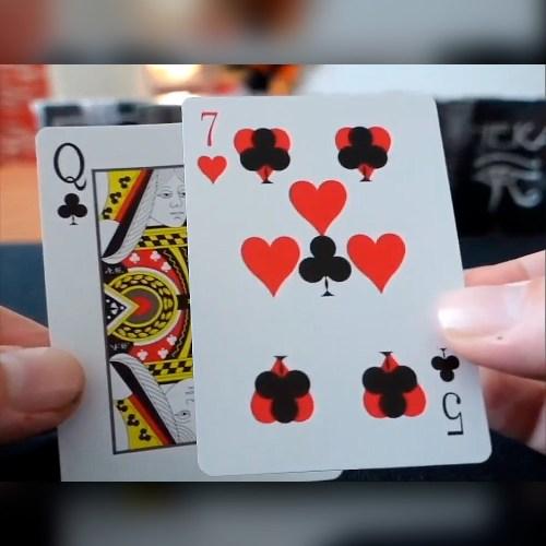 Покерные карты Heka by GBM