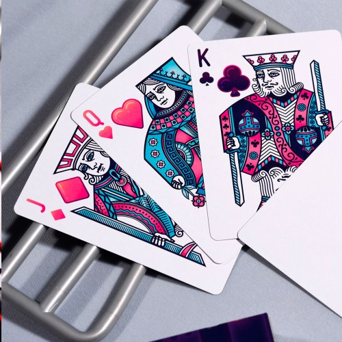 Покерные карты Marbles Ellusionist