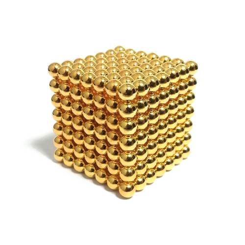 Неокуб NeoCube Золотой 7x7