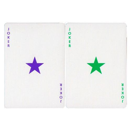 Покерные карты Super NOC v2 Batnocs