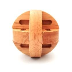 Деревянная головоломка Шарик