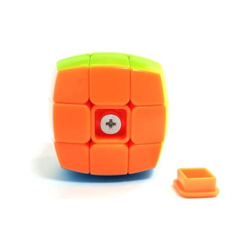 Брелок Кубик Рубика 3x3 FanXin Цветной