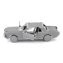 Металлический 3D-пазл Ford Mustang 1964