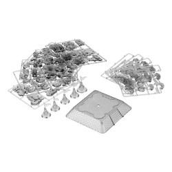 3D Crystal Puzzle «Замок»