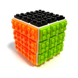 Кубик Рубика 3x3 FanXin Building Blocks