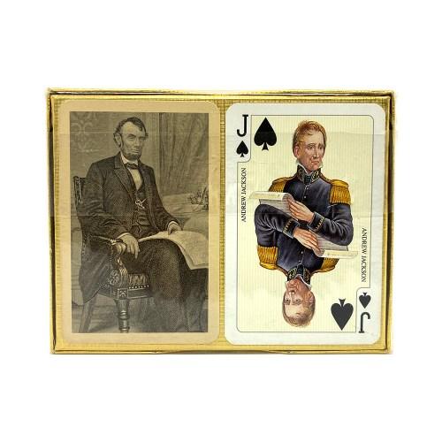 Набор игральных карт Piatnik Glorious America 2 колоды