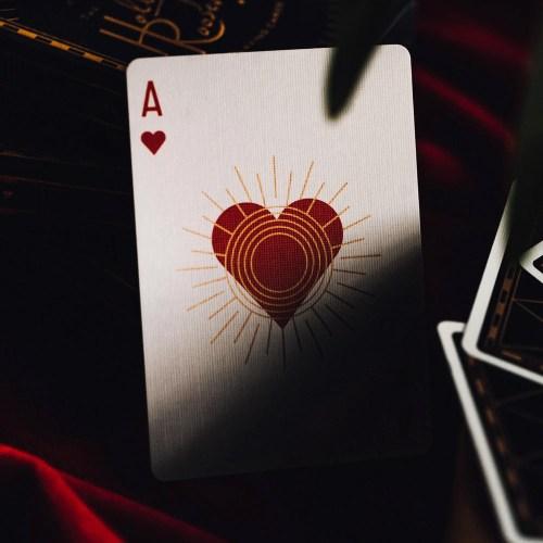 Покерные карты Hollywood Roosevelt