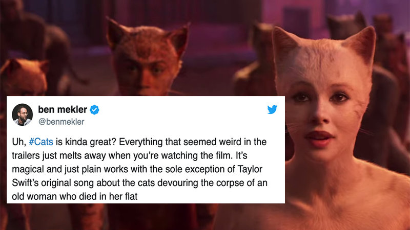 Twitter Is Having Far Too Much Fun With The Movie Reviews For