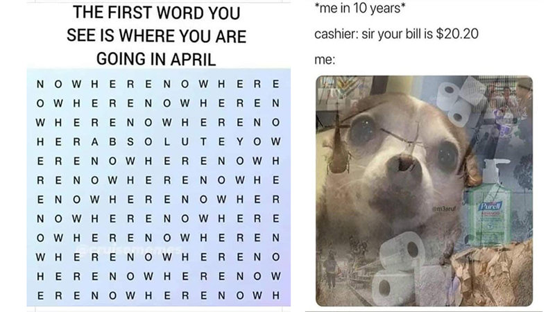 Dopl3r Com Memes Scientists Say The First Word You See Is Your