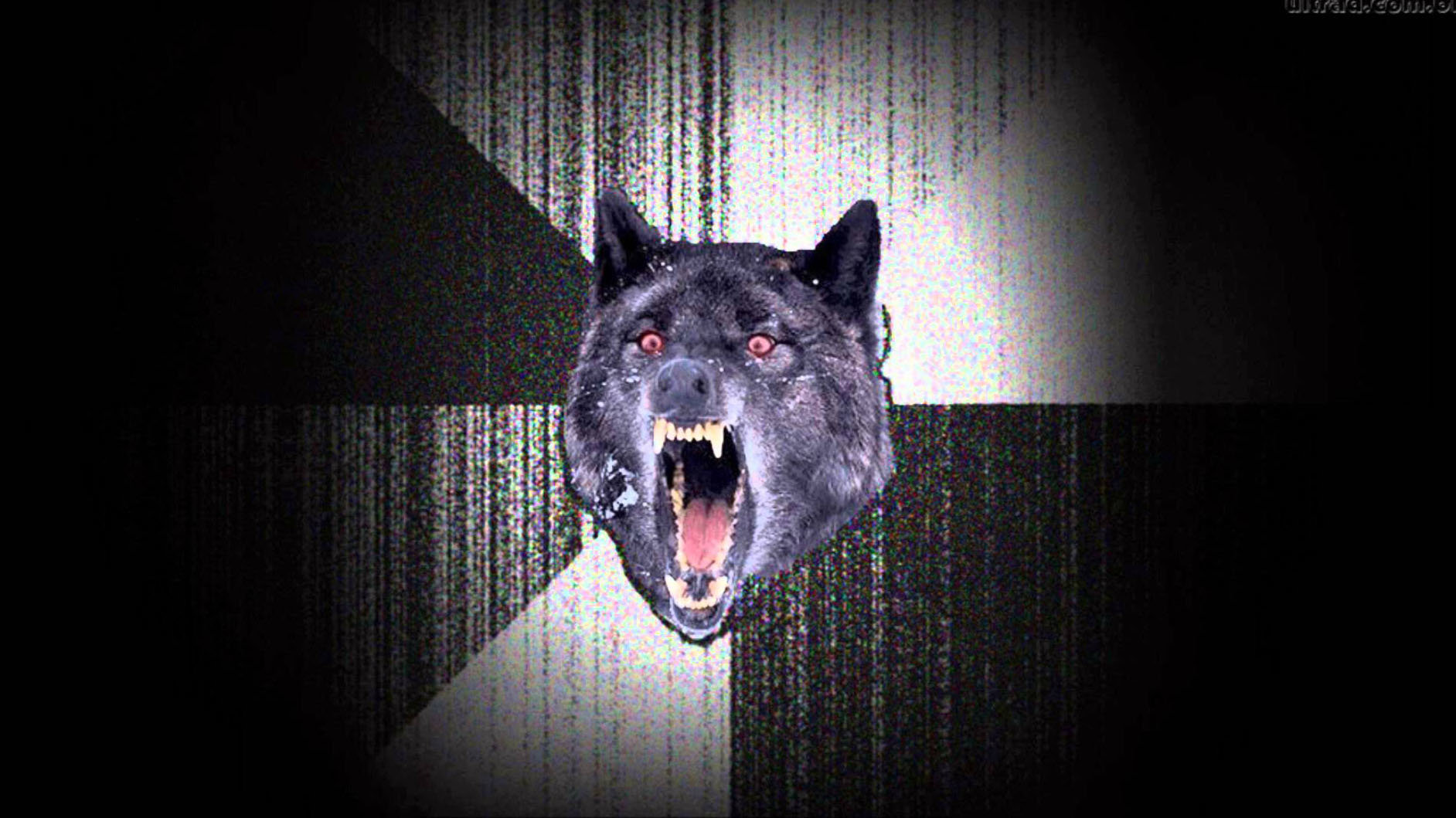 Insanity Wolf Know Your Meme