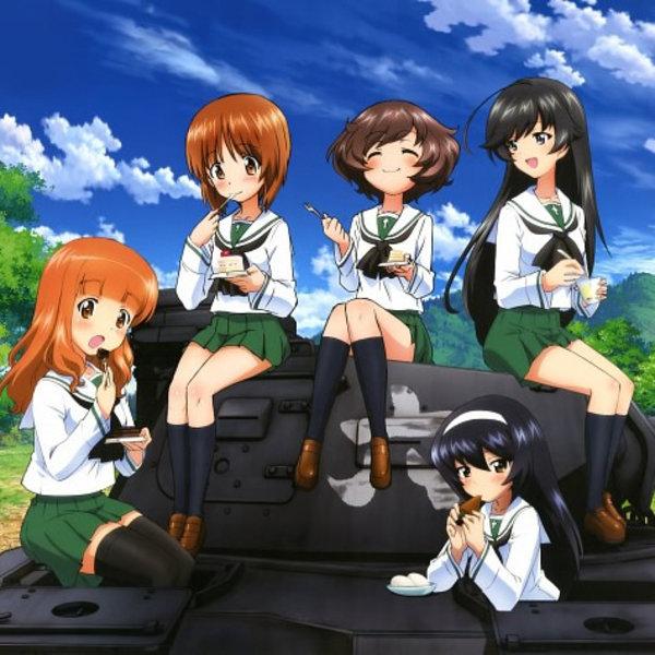 Girls Und Panzer Know Your Meme