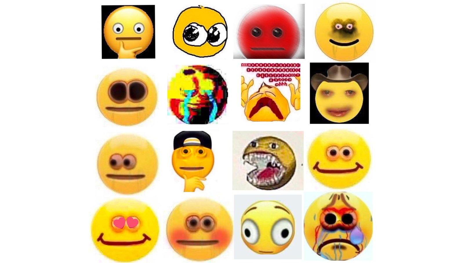 Augmate New York City Mesa Business Snout Shy Emoji Food Face