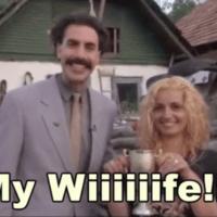 Sacha Baron Cohen Know Your Meme