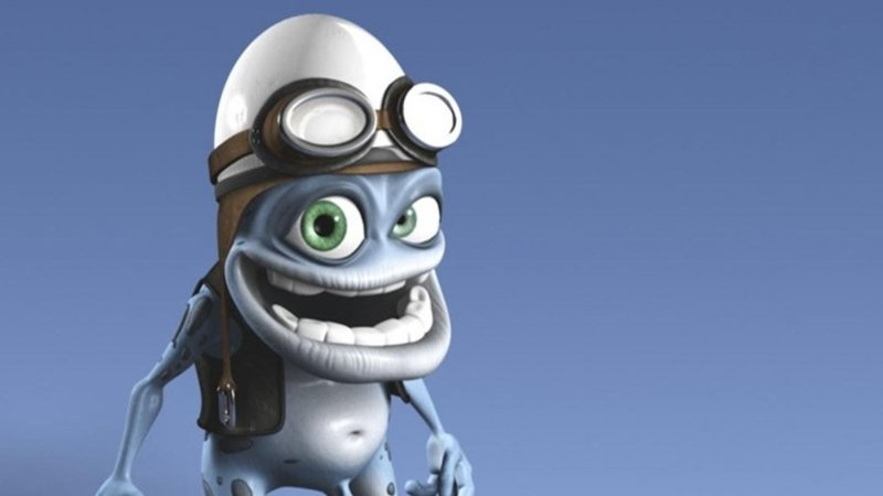 The Annoying Thing Crazy Frog Know Your Meme